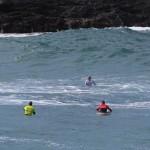 Surf Beach Lineup