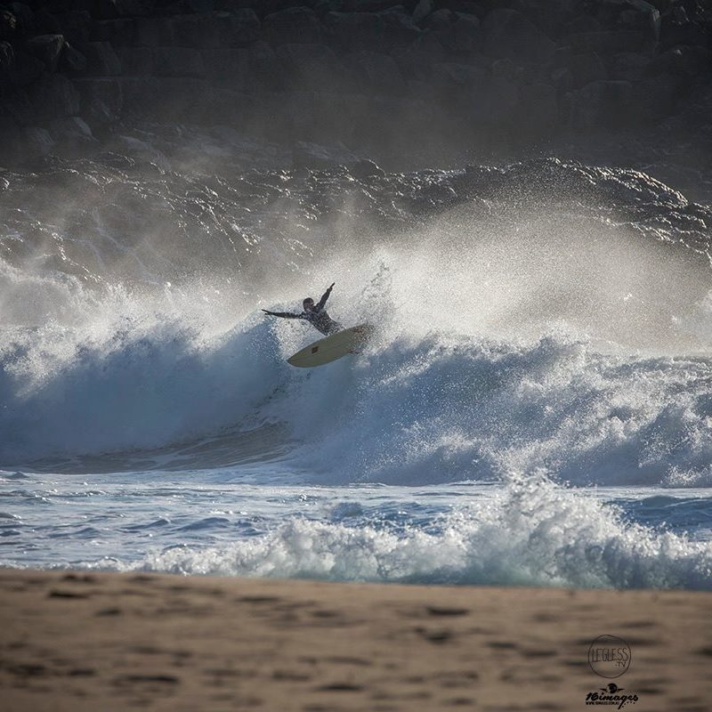 Sam Coyne Surf Beach