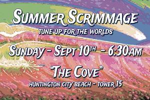 2017 Summer Scrimmage