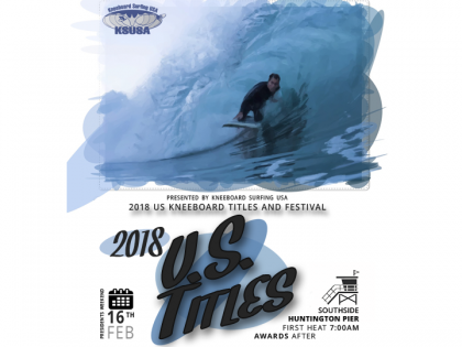 2018 US Kneeboard Titles and Festival