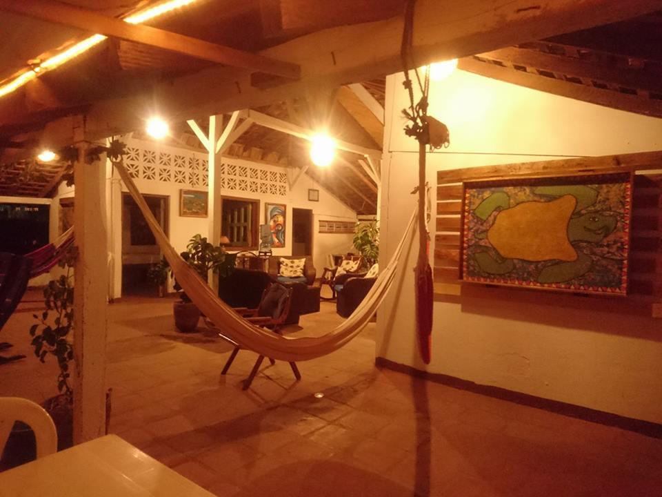 Casa Sirena Interior