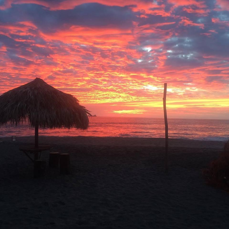 Casa Sirena Sunset