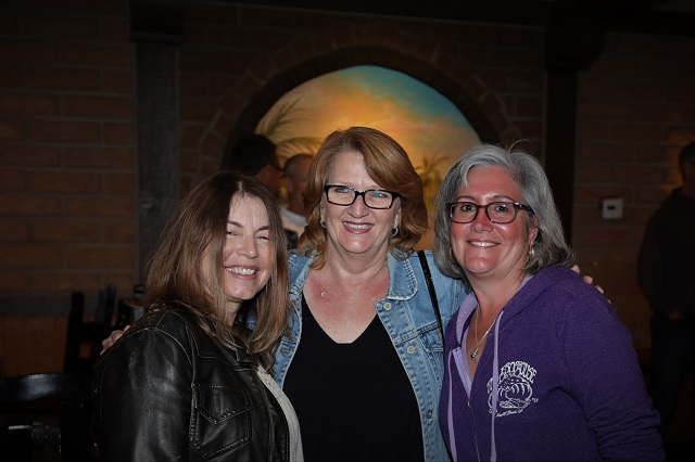 Alice, Cindy and Amanda